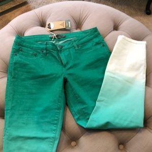 NWT Capri jeans